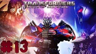 Transformers: Rise of the Dark Spark - Walkthrough - Part 13 - Extinction [HD]