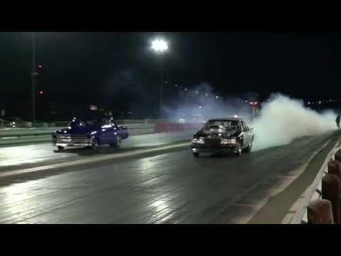Big E vs TT Mustang