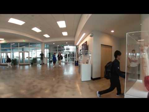 Academic Center Lobby