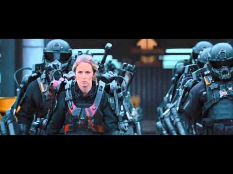 Edge Of Tomorrow Official Trailer Judgement Day 2014 Tom Cruise Movie HD