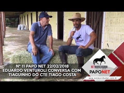 #11 - PAPO NET - TIAGUINHO DO CTE TIAGO GOSTA - MANGALARGA MARCHADOR