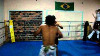 Muay Thai X Capoeira