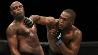 Anderson Silva Vs. Jon Jones: Who Is Better? Quem é O