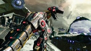 DLC Trailer Official Transformers: Fall Of Cybertron