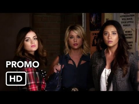 "Pretty Little Liars 3x19 Promo ""What Becomes of the Broken-Hearted"" (HD)"