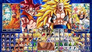 Dragon Ball Heroes M.U.G.E.N Hi-Res By Ristar87 V2