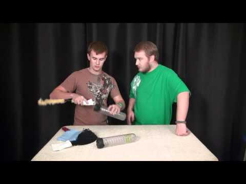 Как правильно чистить тубы