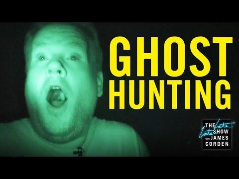 Ghost Hunting with James Corden & Reggie Watts
