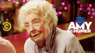 Amy Schumer Interviews Adorable 106-Year-Old Woman