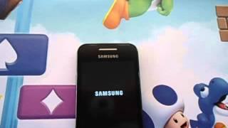 Como Formatear Galaxy Ace GT-S5830M