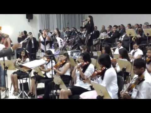 Orquestra NOVA ALIANÇA E LYDIA MOISÉS - Maestro do Céu