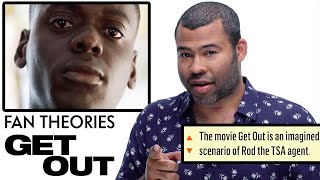 "Jordan Peele Breaks Down ""Get Out"" Fan Theories from Reddit 