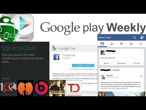New Facebook app UI, Deus Ex not Machina, bulletproof box of gold? - Google Play Weekly