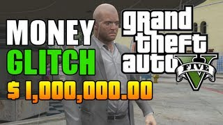 GTA 5 MONEY GLITCH (How To Make Money In GTA5)