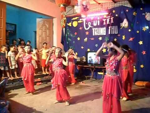 Múa Cô Gái PaKO + Nhảy ALIBABA  Của Khu Thị Tứ - Tuy Hòa - Tân Quang - Ninh Giang