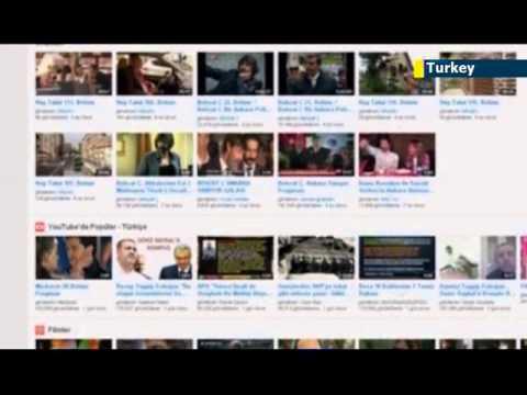 Turkey follows Twitter ban with YouTube block
