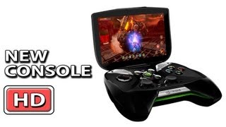 NVIDIA Project SHIELD Real-Time Demo Trailer (CES 2013)