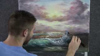 Paint With Kevin Hill Sunset Beach