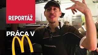 Pracujem v McDonalde! Koľko som zarobil?