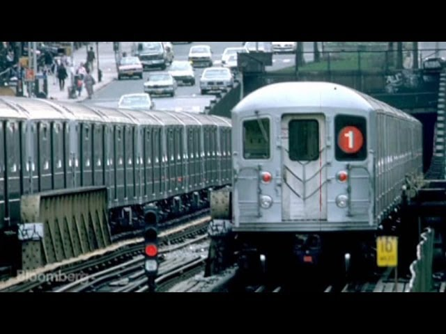 Trainspotting: How Your Subway Car Is Built