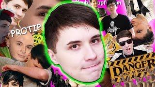 The Top Dan Memes of 2016