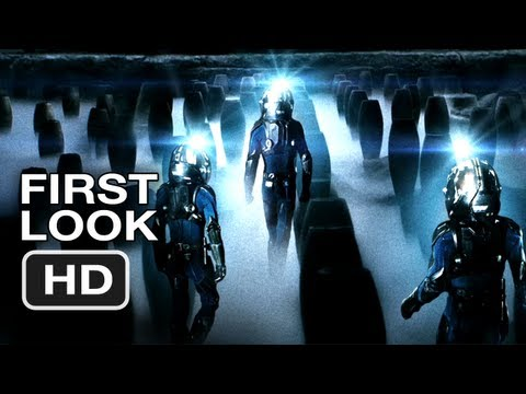 Prometheus First Look - Ridley Scott Alien Movie (2012) HD