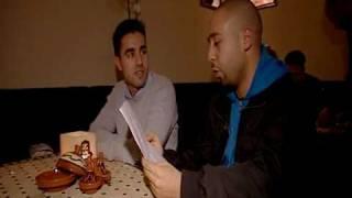 | Salaheddine doet islam en bijbelquiz in Eindhoven