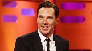 Benedict Cumberbatch Dreamed of Being Han Solo