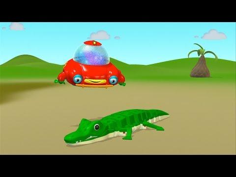 TuTiTu cá sấu
