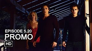 The Vampire Diaries 5x20 Promo What Lies Beneath [HD