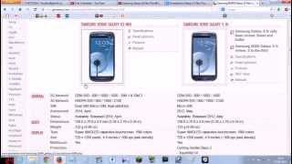 Samsung Galaxy S3 Neo I9300l (lançamento) Análise E