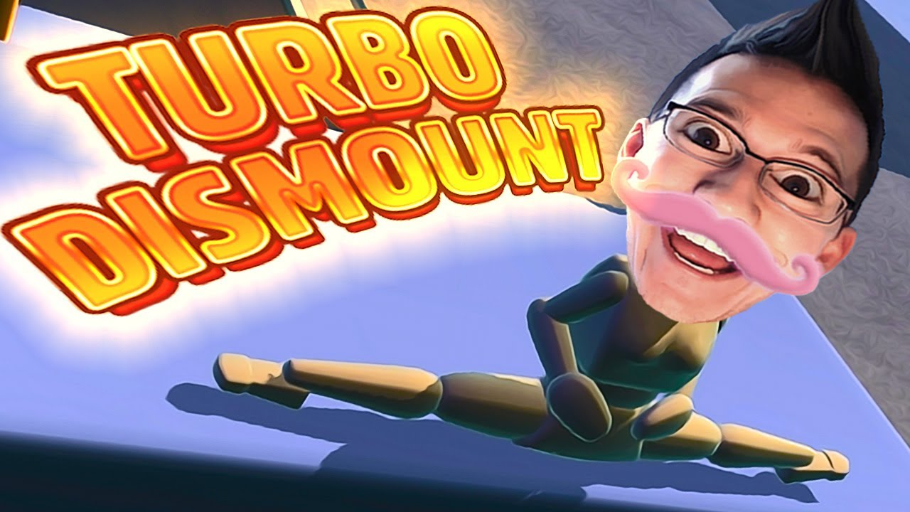 Turbo Dismount #3 | NON-STOP FUNNY MOMENTS - YouTube