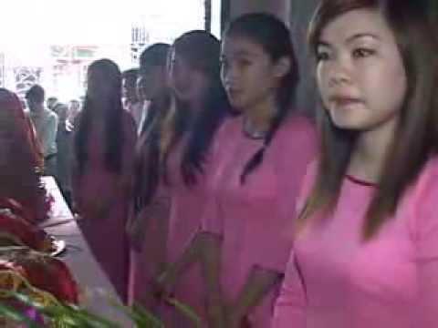 Le an hoi Doan Hung Thu Hien
