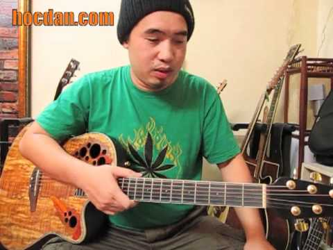 Bài 11 - Guitar đệm hát bài PaPa - Điệu Disco, Bebop - Hiếu Orion