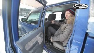 Nissan Datsun 1998 г.в. видео тест-драйв на bizovo.ru