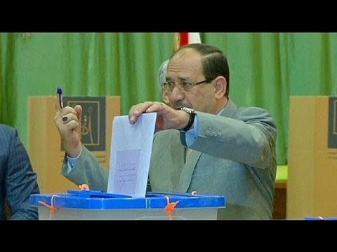 Irak : Nouri al-Maliki remporte les législatives
