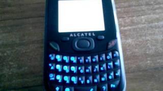 Alcatel OT-355 Hard Reset Uitvoeren