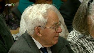 90 éves Mess Béla emeritus professzor