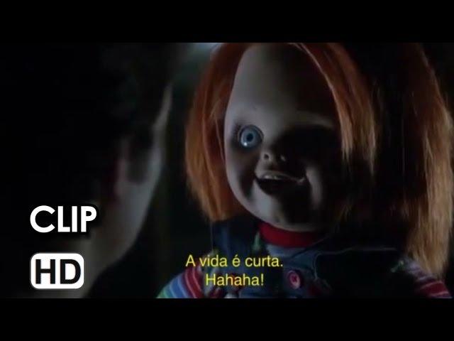 """A Maldição de Chucky - Clipe #3 """"We Found Him"""" Legendado"""