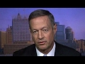 Martin OMalley reacts to election of Perez for DNC chair