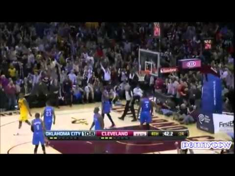 Kyrie Irving Crossover on Kevin Durant & Clutch plays in the 4th quarter