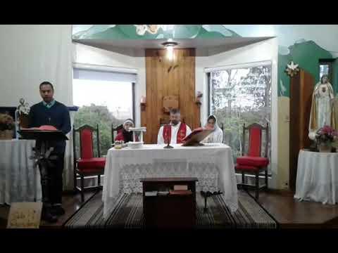 Santa Missa | 16.09.2020 | Quarta-feira | Padre Paulo Sérgio Mendes da Silva | ANSPAZ
