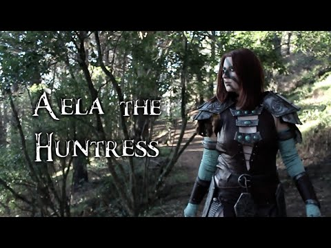 F&s Cosplay Showcase – Aela The Huntress (static Cosplay)