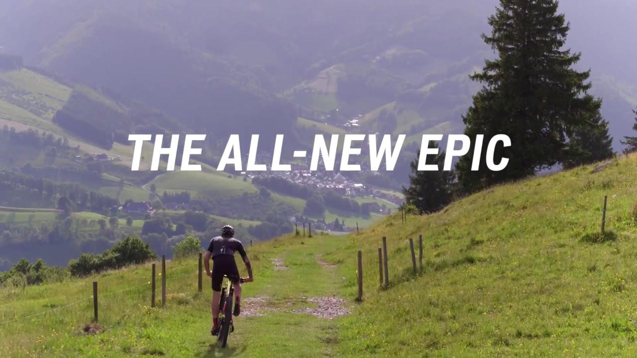 Видео: Новый двухподвес Specialized Epic