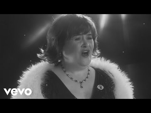 Susan Boyle & Elvis Presley - O Come, All Ye Faithful