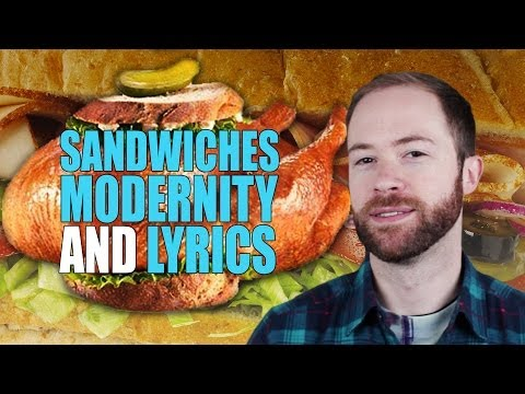 Sandwiches, Modernity, and Lyrics: A Thanksgiving Episode | Idea Channel | PBS Digital Studios
