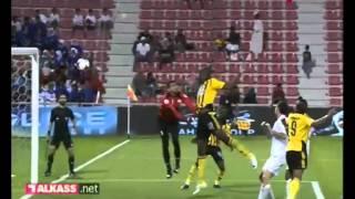 اهداف مباراة الأهلي 2 - 2 قطر (4 - 3) ركلات الترجيح - كأس امير قطر