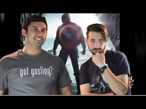 CAPTAIN AMERICA: THE WINTER SOLDIER TRAILER REVIEW!!!