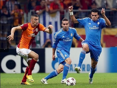 Galatasaray vs Real Madrid Champions League 2013 grupo B 17/09/13 previa imagenes