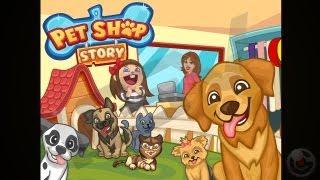 Pet Shop Story IPhone & IPad Gameplay Video